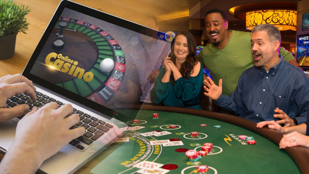 Difference Between Playing Online Casinos and Land-Based Casino | Free Ka  Game